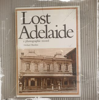 Books On South Australia