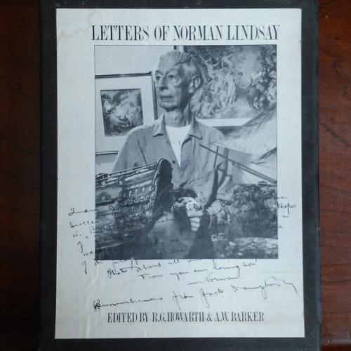 Lindsay Letters